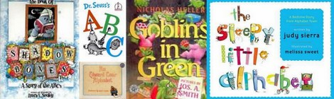 The Book Nook: 5 More Alphabet Books
