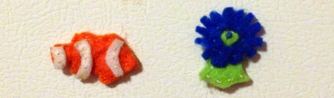 Pinterest Projects: Aquarium Magnets