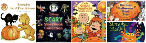The Book Nook: 5 Fun Halloween Books!