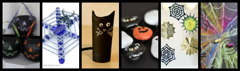Links With Love: Halloween Crafts