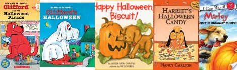 The Book Nook: 5 Halloween Books Featuring Dogs