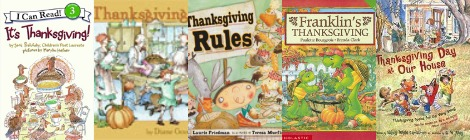 The Book Nook: 5 Awesome Thanksgiving Books