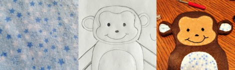 Reader Request: Monkey Stuffed Animal