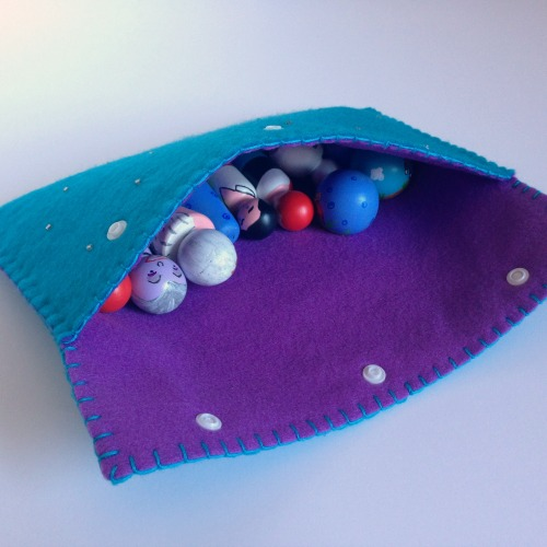 Full Pouch - Under the Sea Mystery Challenge - Felt With Love Designs