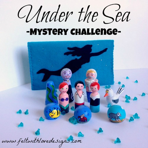 Under the Sea Mystery Challenge - Felt With Love Designs