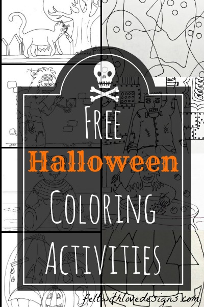 Links With Love: The Ultimate List of Free Printable Halloween ...