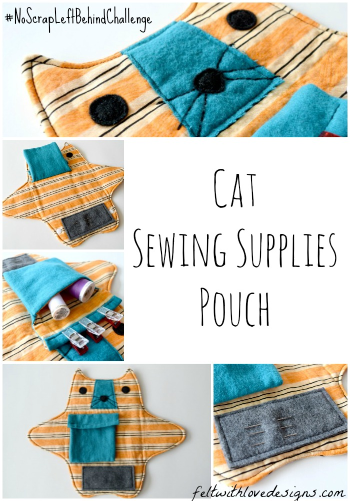 Small Scrapbusting Project - Cat Sewing Pouch - No Scrap Left Behind.jpg.jpg