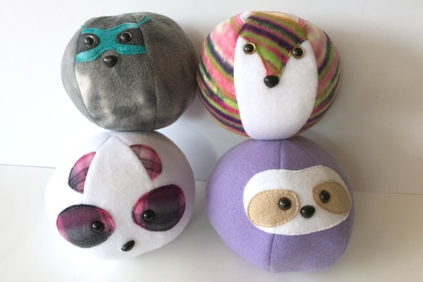 Roly Poly Critters One Thimble Issue 11 Blog Tour - all - Felt With Love Designs