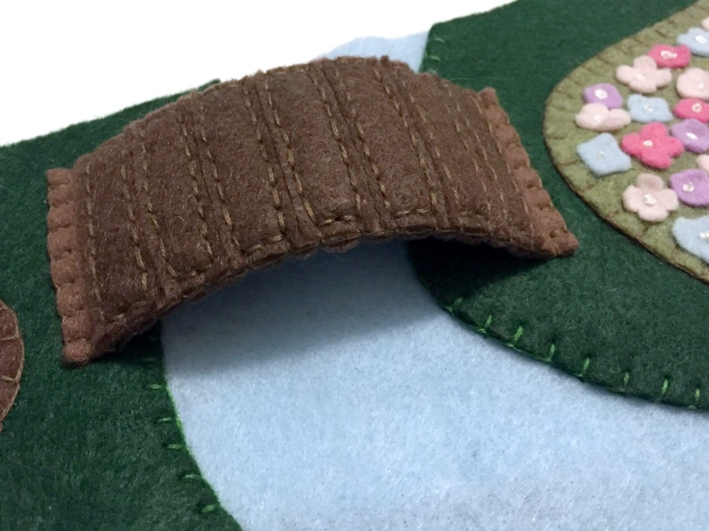 Enchanting Woodland Meadow Playscape Pattern-Felt With Love Designs-7