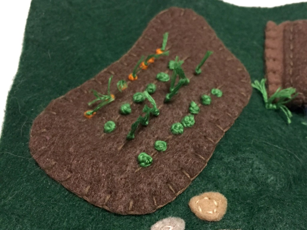 Enchanting Woodland Meadow Playscape Pattern-Felt With Love Designs-8